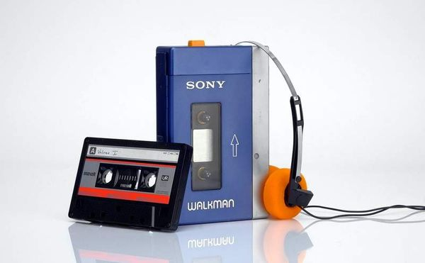 Are you making a Walkman? Or an iPod?